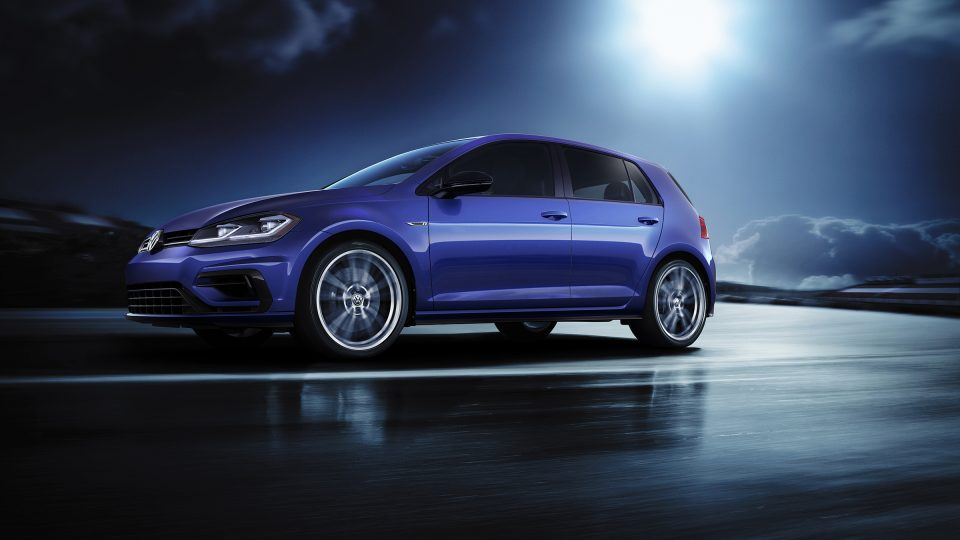 2018 Golf R All Wheel Drive